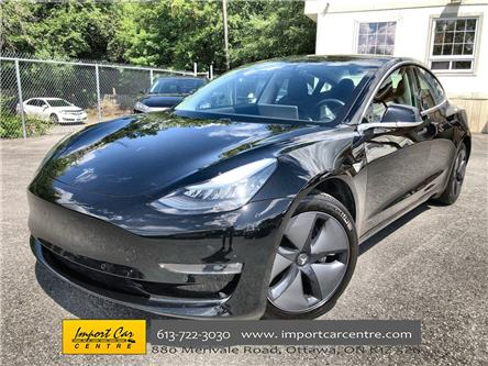 2019 Tesla Model 3 Standard Range Plus (Stk: 328689) in Ottawa - Image 1 of 26