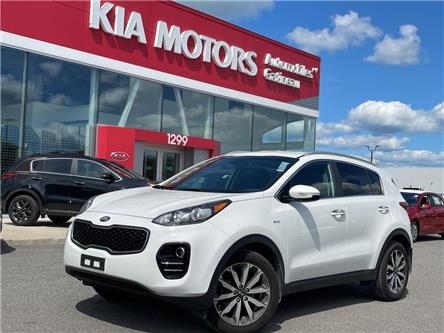 2017 Kia Sportage  (Stk: 21529A) in Gatineau - Image 1 of 19