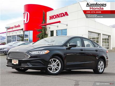 2018 Ford Fusion SE (Stk: 15394A) in Kamloops - Image 1 of 25