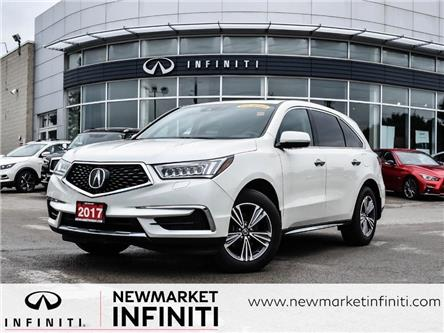2017 Acura MDX Base (Stk: UI1572) in Newmarket - Image 1 of 27
