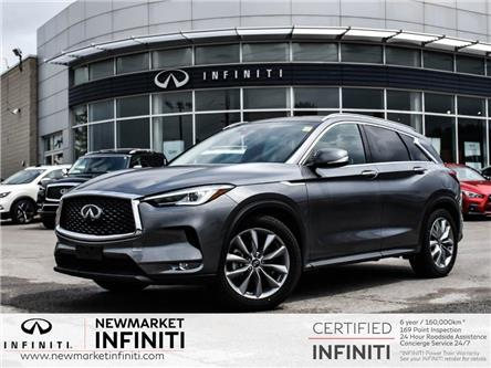 2021 Infiniti QX50 Luxe (Stk: 21QX501) in Newmarket - Image 1 of 29