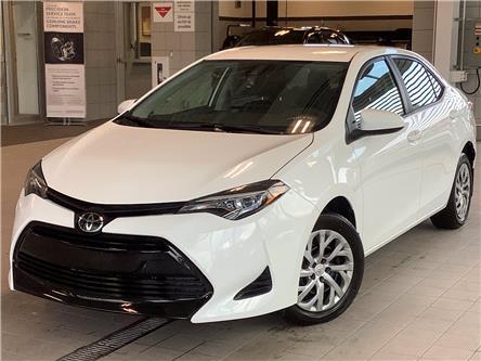 2019 Toyota Corolla LE (Stk: P19486) in Kingston - Image 1 of 11