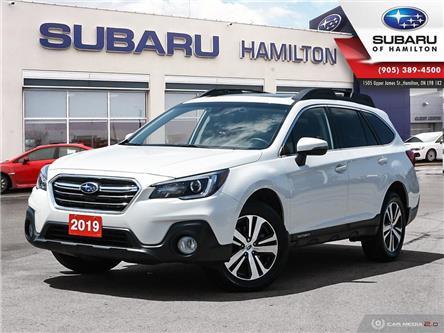 2019 Subaru Outback 2.5i Limited (Stk: U1740) in Hamilton - Image 1 of 29