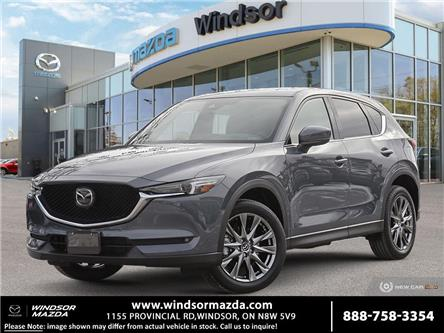 2021 Mazda CX-5 Signature (Stk: C528720) in Windsor - Image 1 of 23