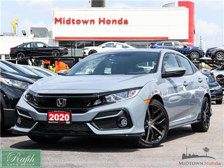 2020 Honda Civic Sport (Stk: P15030) in North York - Image 1 of 29