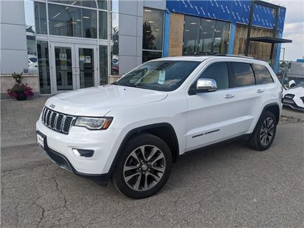 2018 Jeep Grand Cherokee Limited (Stk: 03382-OC) in Orangeville - Image 1 of 25