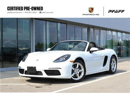 2020 Porsche 718 Boxster  (Stk: P17299B) in Vaughan - Image 1 of 30