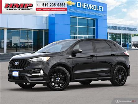 2020 Ford Edge ST Line (Stk: 91321) in Exeter - Image 1 of 27