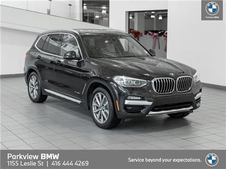 2018 BMW X3 xDrive30i (Stk: PP10031) in Toronto - Image 1 of 24