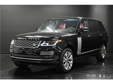 2021 Land Rover Range Rover P525 Autobiography LWB - LEASE ONLY (Stk: A67816) in Montreal - Image 1 of 30