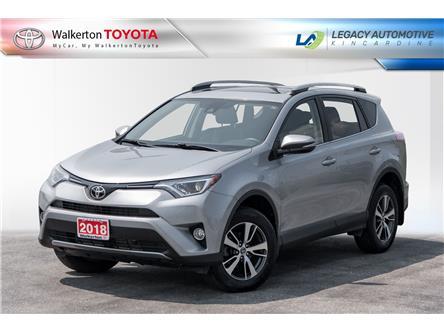 2018 Toyota RAV4 XLE (Stk: PM133) in Walkerton - Image 1 of 19