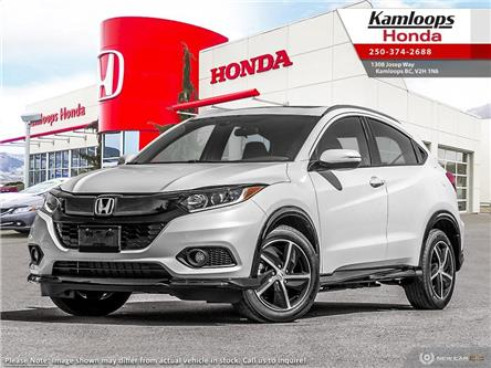 2021 Honda HR-V Sport (Stk: N15407) in Kamloops - Image 1 of 23