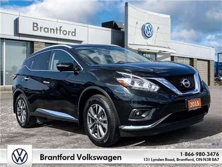 2015 Nissan Murano SL (Stk: AS21847A) in Brantford - Image 1 of 26