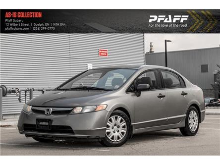 2008 Honda Civic DX (Stk: S01203A) in Guelph - Image 1 of 10