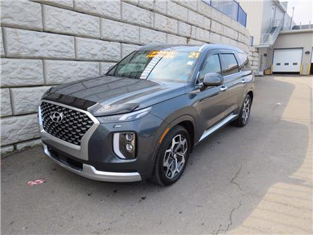 2021 Hyundai Palisade Ultimate Calligraphy, Fully Loaded (Stk: D10865P) in Fredericton - Image 1 of 19