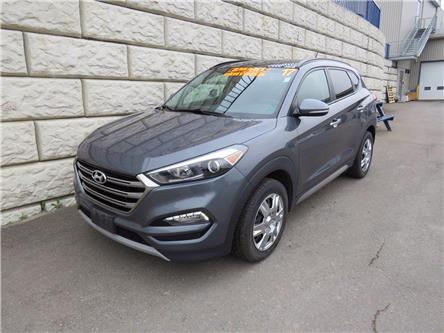 2017 Hyundai Tucson SE, AWD, Cruise, Leather and more (Stk: D10211A) in Fredericton - Image 1 of 18