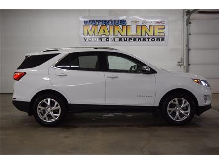 2021 Chevrolet Equinox Premier (Stk: M01460) in Watrous - Image 1 of 45