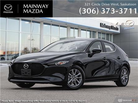 2021 Mazda Mazda3 Sport GS w/Luxury Package (Stk: M21277) in Saskatoon - Image 1 of 23