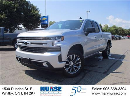 2021 Chevrolet Silverado 1500 RST (Stk: 21P180) in Whitby - Image 1 of 27