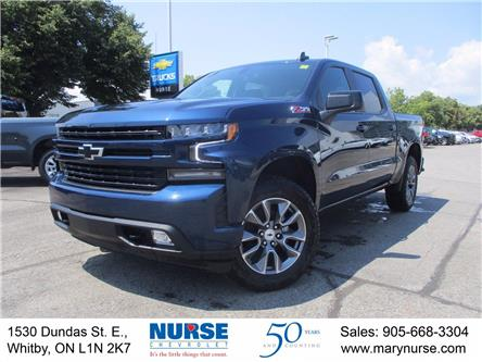 2021 Chevrolet Silverado 1500 RST (Stk: 21P189) in Whitby - Image 1 of 28