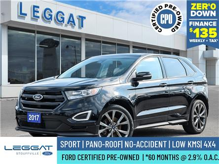 2017 Ford Edge Sport (Stk: P069) in Stouffville - Image 1 of 30