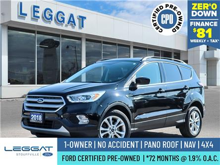 2018 Ford Escape SEL (Stk: P081) in Stouffville - Image 1 of 29