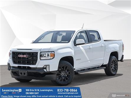 2021 GMC Canyon Elevation (Stk: 21-526) in Leamington - Image 1 of 23