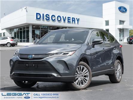 2021 Toyota Venza Limited (Stk: 21-08562) in Burlington - Image 1 of 25