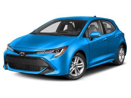 2021 Toyota Corolla Hatchback Base (Stk: 21CB22) in Vancouver - Image 1 of 9