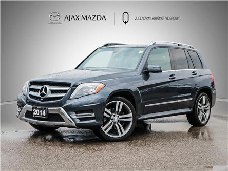 2014 Mercedes-Benz Glk-Class Base (Stk: 21-1729TA) in Ajax - Image 1 of 27