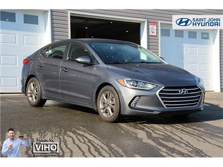 2018 Hyundai Elantra GL (Stk: U3256) in Saint John - Image 1 of 19