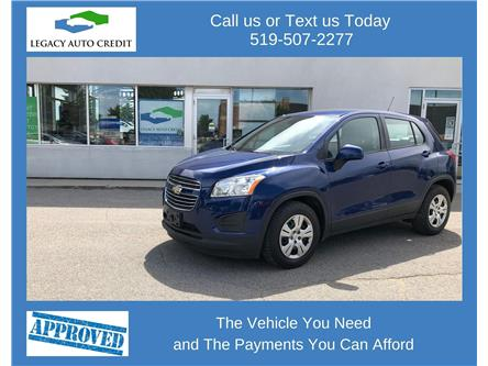 2016 Chevrolet Trax LS (Stk: 20022R) in Guelph - Image 1 of 15