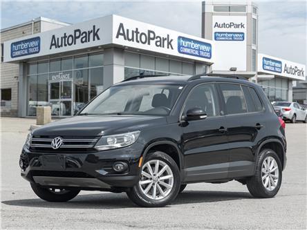 2017 Volkswagen Tiguan Wolfsburg Edition (Stk: APR7772A) in Mississauga - Image 1 of 22