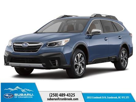 2022 Subaru Outback Premier XT (Stk: 103472) in Cranbrook - Image 1 of 10