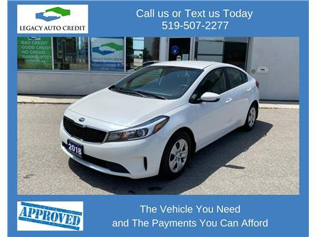 2018 Kia Forte LX (Stk: 21011A) in Guelph - Image 1 of 18
