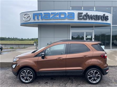 2019 Ford EcoSport SES (Stk: 22743) in Pembroke - Image 1 of 29