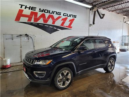 2018 Jeep Compass Limited (Stk: 238990) in Orillia - Image 1 of 25