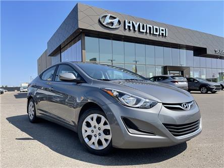 2014 Hyundai Elantra GL (Stk: 40045A) in Saskatoon - Image 1 of 16