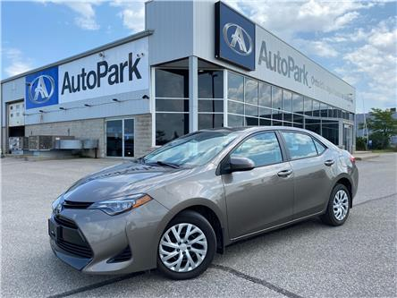 2017 Toyota Corolla LE (Stk: 17-23240JB) in Barrie - Image 1 of 28
