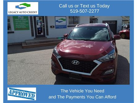 2020 Hyundai Tucson Preferred (Stk: 21066) in Guelph - Image 1 of 18