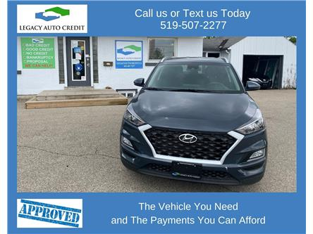 2020 Hyundai Tucson Preferred (Stk: 21065) in Guelph - Image 1 of 17