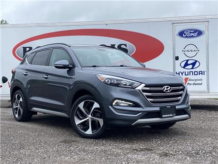 2017 Hyundai Tucson Limited (Stk: 22TC22A) in Midland - Image 1 of 13