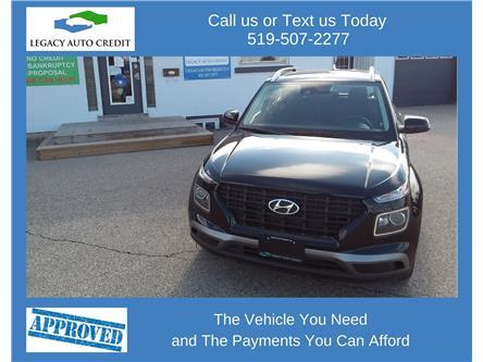 2020 Hyundai Venue Preferred (Stk: 21021) in Guelph - Image 1 of 18