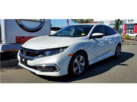 2019 Honda Civic LX (Stk: U0261) in Courtenay - Image 1 of 9