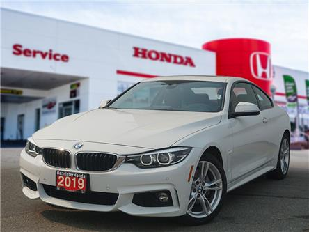 2019 BMW 430i xDrive (Stk: 21-118A) in Vernon - Image 1 of 19