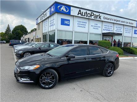 2018 Ford Fusion SE (Stk: 18-58157) in Brampton - Image 1 of 21