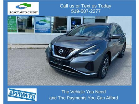 2020 Nissan Murano SV (Stk: 21093) in Guelph - Image 1 of 17