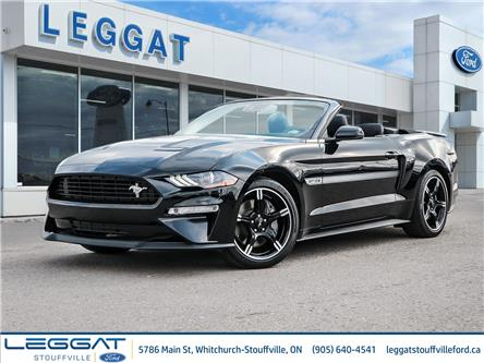 2021 Ford Mustang GT Premium (Stk: P082) in Stouffville - Image 1 of 23