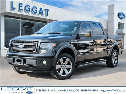 2014 Ford F-150  (Stk: 21F1128A) in Stouffville - Image 1 of 28
