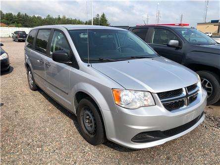 2011 Dodge Grand Caravan SE/SXT (Stk: 11585A) in Sault Ste. Marie - Image 1 of 4